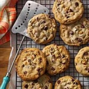 Big & Buttery Chocolate Chip Cookies  http://www.tasteofhome.com/recipes/big---buttery-chocolate-chip-cookies?keycode=ZFB0114