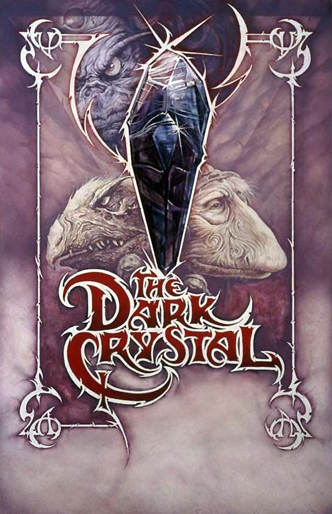 The Dark Crystal...best movie ever if you don't count Labyrinth!