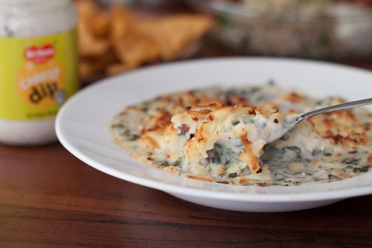 14 best recipesntinental images on pinterest vegetarian spinach and corn au gratin recipe with cheesy dip forumfinder Gallery