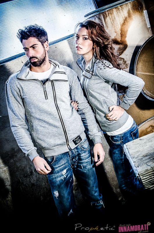 Abbigliamento produzione felpe made in italy prophetic.it