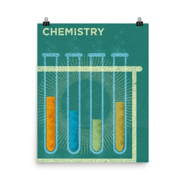 25 Best Ideas About Chemistry Posters On Pinterest