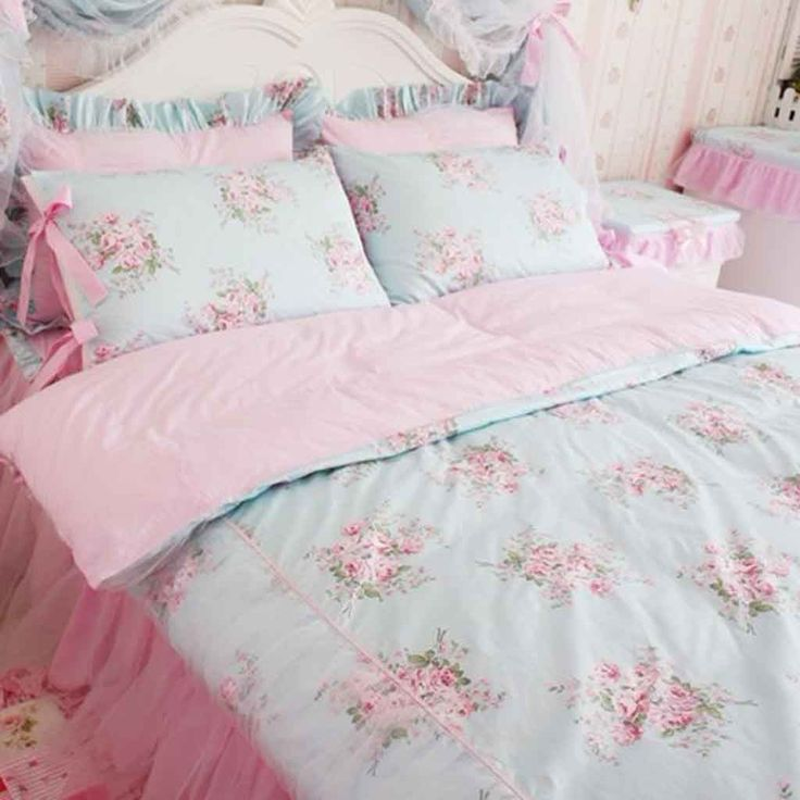 Shabby Chic Bedding: Style Notes