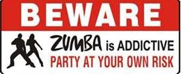 Zumba class starts Sept 11, 2012. Sign up with a friend!