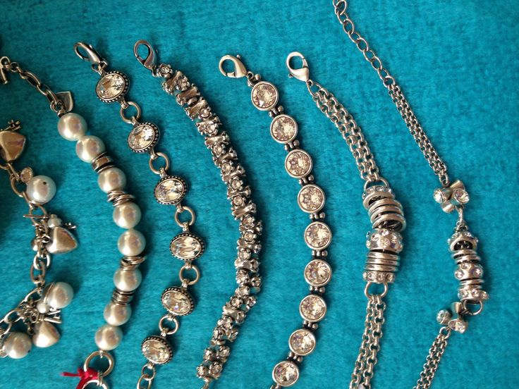 Bracelets galore from Miglio.