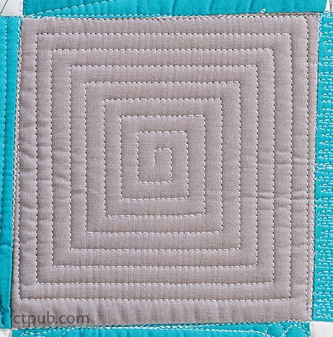 Next Steps In Machine Quilting Free Motion Amp Walking Foot