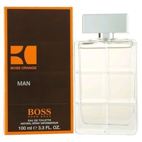 Boss Orange by Hugo Boss 3.3 / 3.4 oz EDT Cologne for Men New In Box (Only Ship to United States)