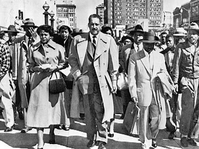 a life history of thurgood marshall an african american associate justice Find out more about the history of thurgood marshall marshall earned an important place in american history on as an associate justice of the supreme.