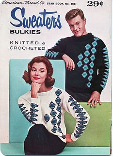 Men's and Women's Ski Sweater by American Thread Company
