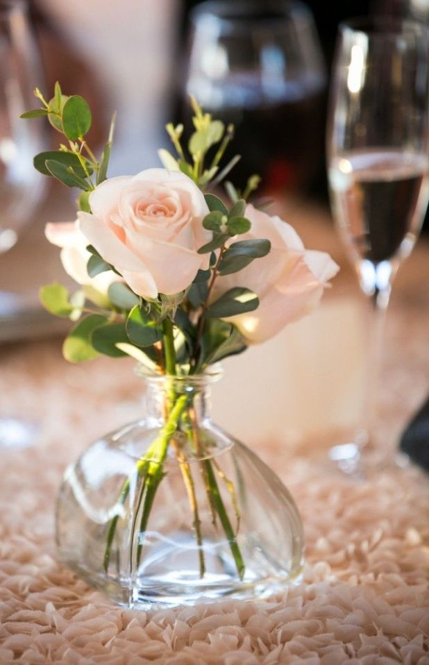 Pin by we events on petite centerpiece pinterest for Small centerpieces for tables