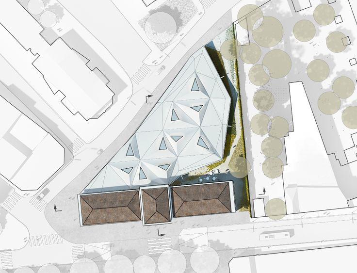 Médiathèque de La Madeleine - Tank Architectes