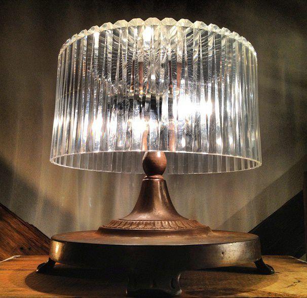 10 best fosterluminosity images on pinterest cake cover for Gas pipe desk lamp