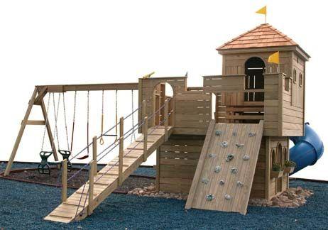 Zen Seeker's Castle Playhouse Page Back