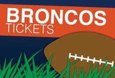 Denver Broncos Tickets- I will buy season tickets #pinadream