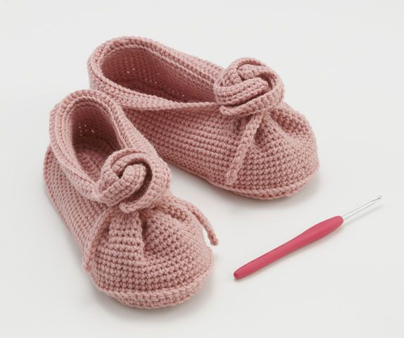crochet slippers japanese diagrams