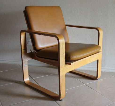 Amazing Thonet Bentwood Lounge Chair