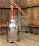 Copper Pot Stills for Sale | Copper Distillation Equipment | Pot Still Heads | Alcohol Distillations Columns
