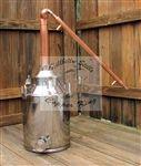 Copper Pot Stills for Sale | Copper Distillation Equipment | Pot Still Heads | Alcohol Distillations Columns