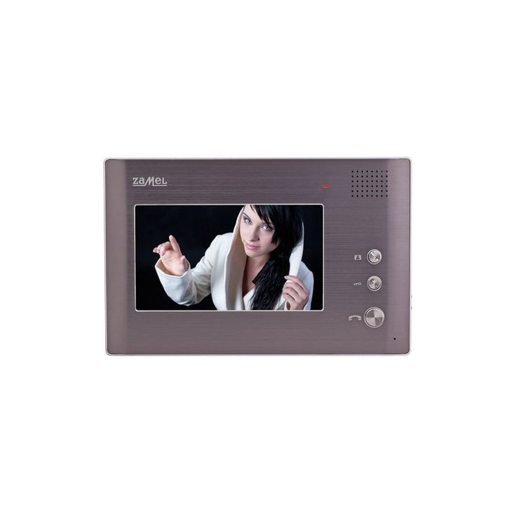 Wideodomofon w wyświetlaczem LCD