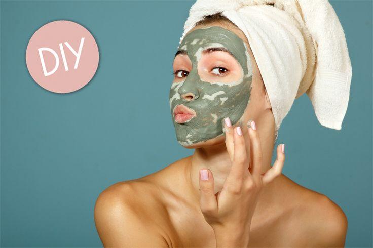 DIY-Tuesday: Einfache Gesichtsmaske gegen große Poren