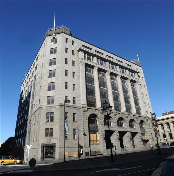 Dunedin Post Office Conversion - Opus Architecture