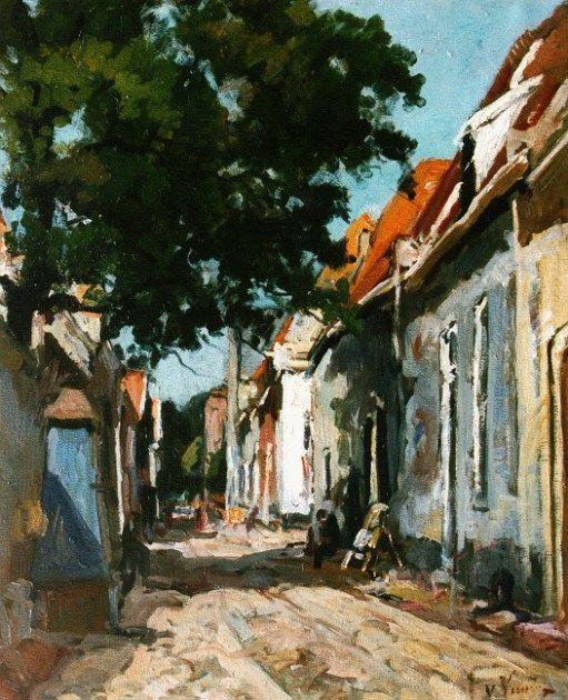 Jan van Vuuren  1871-1941