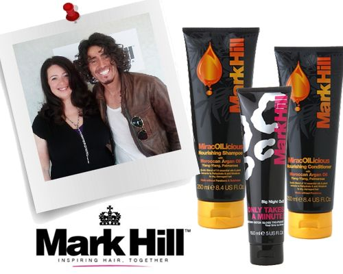 Mark Hill Salon Professional Hair Products