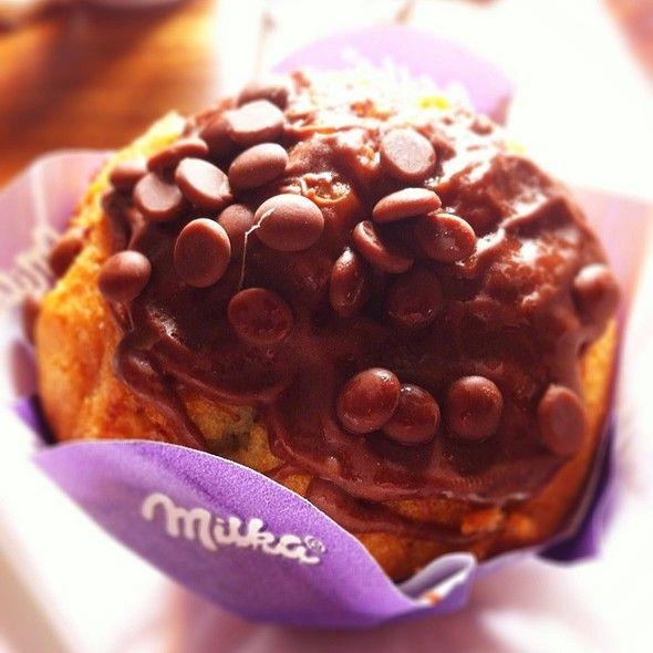 Milka Muffin @ Moustache
