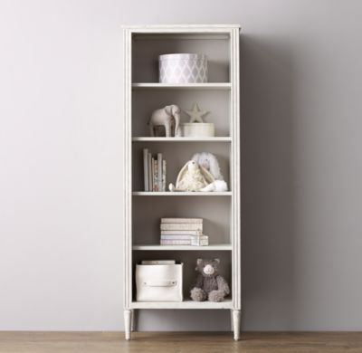 Marcelle Tall Bookcase - Restoration Hardware
