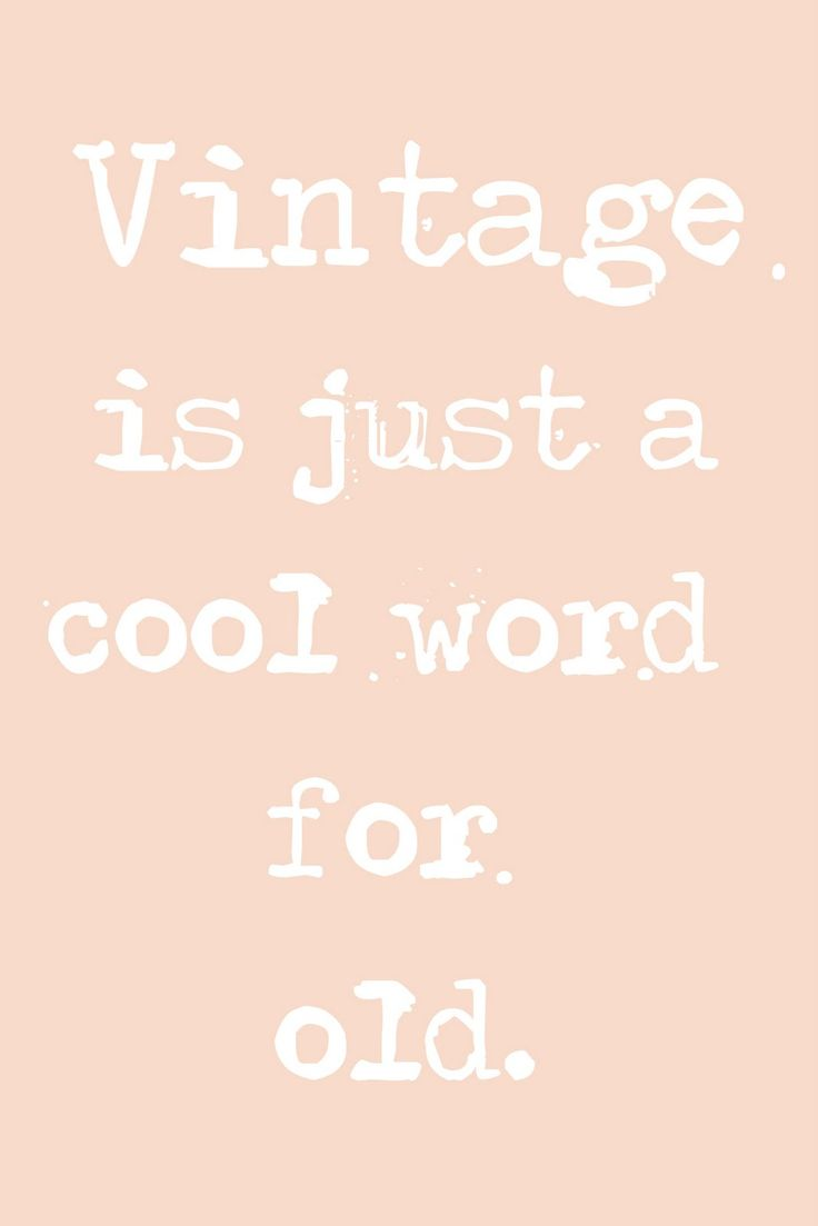 "The art of using other words to say the same thing.  *does this mean I am ""vintage"" now instead if simply being old? Lmao"