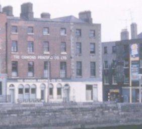 Dublin quay 1962
