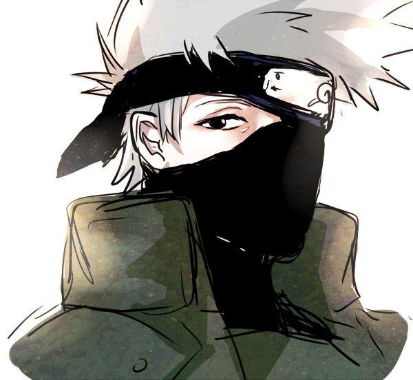 Kakashi's eye
