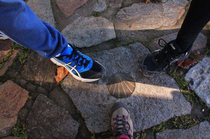 Friends on the Camino Frances! #walking #caminodesantiago #caminofrances #thefrenchway