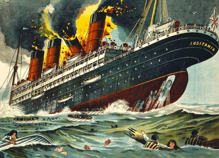 Erik Larson's 'Dead Wake,' About the Lusitania - The New York Times