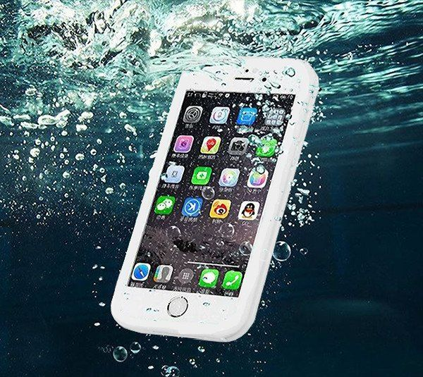 waterproof iPhone 6 case Pls know the waterproof only protect your phone under 3 meters and less than 30 minutes....