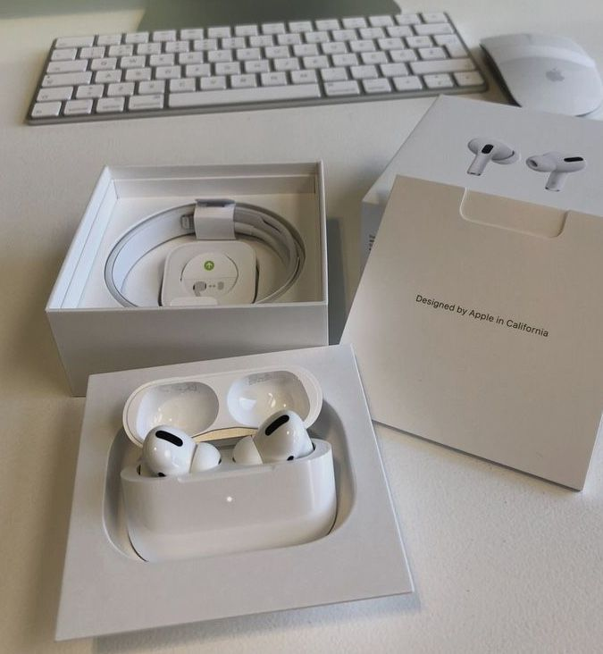 High Quality Airpods Pro Super Copy Apple Products Apple Smartphone Apple Accessories