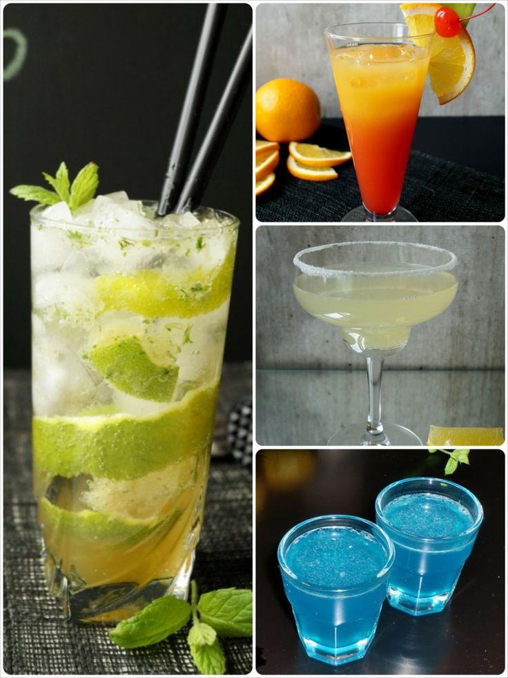 Klasyczne drinki znane z barów