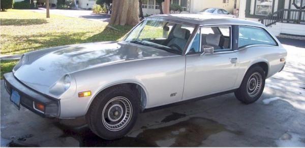 1976 Jensen GT