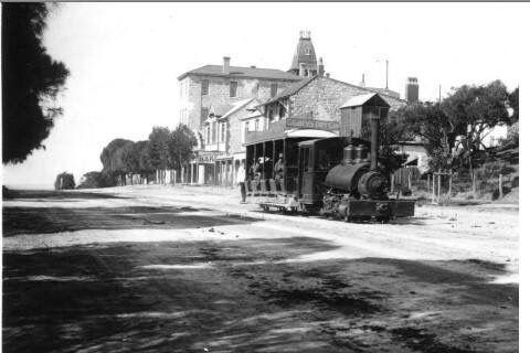 Portsea , early 1900s