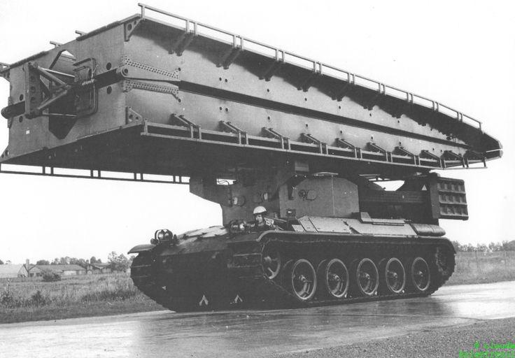 AMX 30 PORTE-PONT