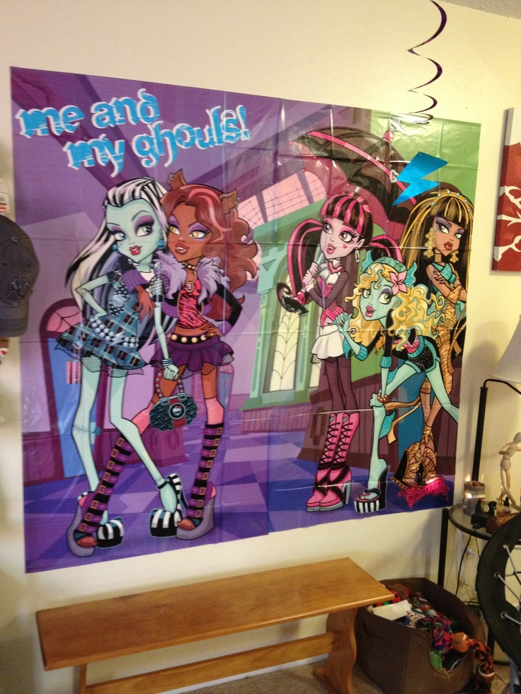 Monster High Wall Decor 25 best cici images on pinterest | monster high dolls, monster