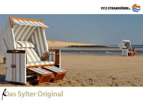 Sylt-Strandkörbe | Das Original, vom einzigen Strandkorb-Hersteller auf Sylt!