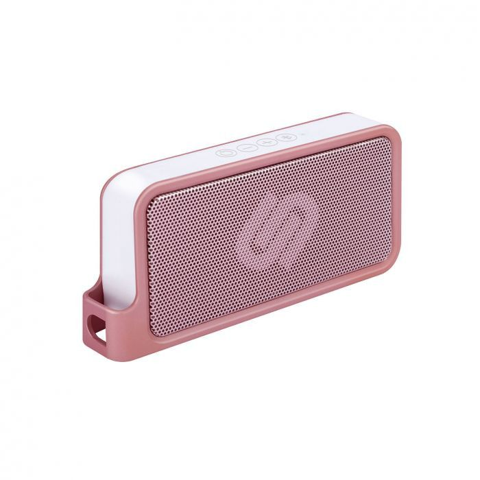 Description Melbourne speaker is the perfect pocket sized music experience. Melbourne, with its playtime of 6 hours, you can enjoy the best beats anywhere! The small speaker delivers kick-ass sound th
