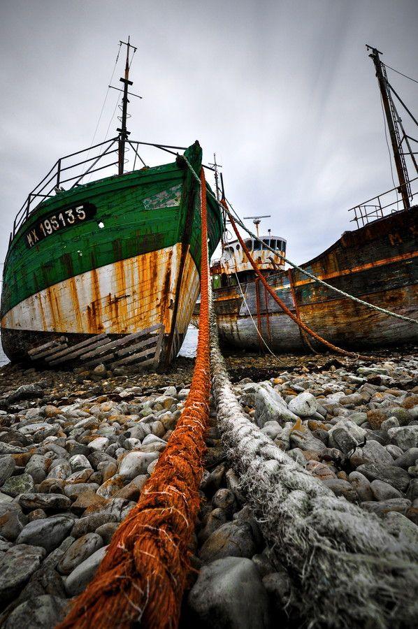 Desperate Boats by Régis Jouvinier on 500px