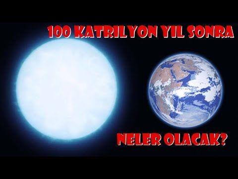 Uzak Gelecekte Dünya'da ve Evrende Neler Olup Bitecek? (100 KATRİLYON YI...