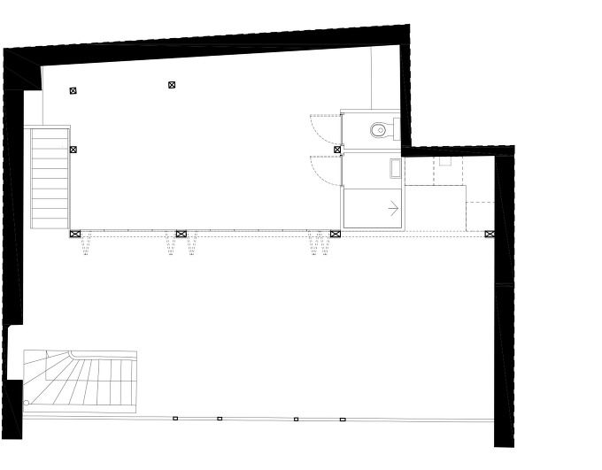 *프랑스 파리, 화가의 작업공간-[ WY-TO Architects ] Light Folds :: 5osA: [오사]