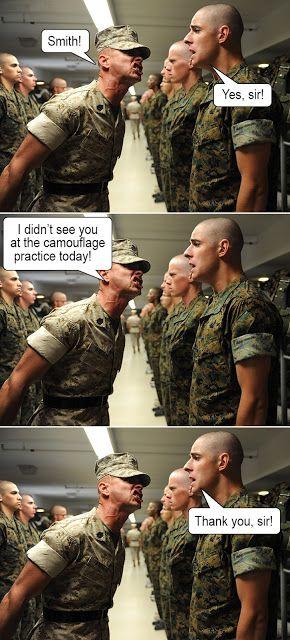 Military Humor. http://www.HireaVeteran.com