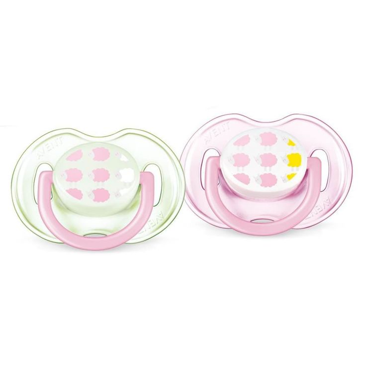 http://www.largesttoystore.com/category/avent-pacifier/ Philips AVENT Fashion Infant Pacifier 0-6 Months (2 pack) for Girl