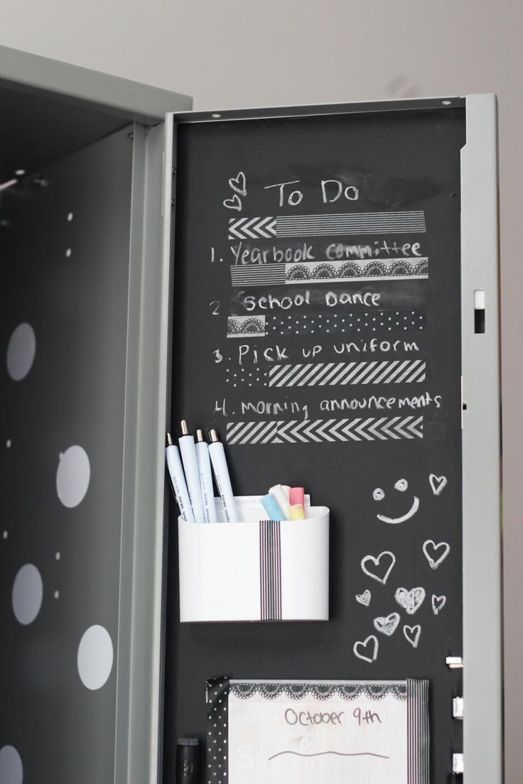 22 Diy Locker Decorating Ideas Diy Locker Lockers And