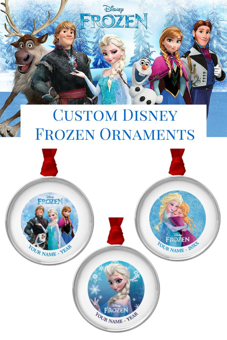 Disney frozen ornaments - If 2014 Was The Year Of Frozen In Your Home Freeze The Moment