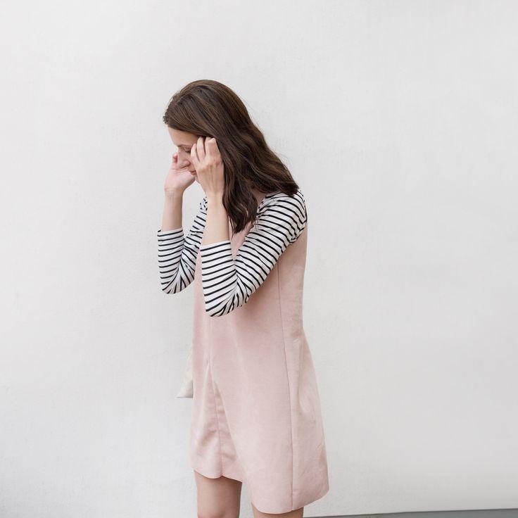 Pink dress #lifestyle #lifestylephotography #outfitoftheday #outfit #pink #pinkdress #fashion #fashionpost #fashionista #streetstyle #pinkandwhite #minimalist #minimalmood #whitewalls #streetstylesweden #zara #lindex #instafeed #summerstyle #summerfashion #monochromestyle #sweden #scandinavianstyle #scandistyle #outfitinspiration #outfitinspo #styleinspo #inspo #stripes